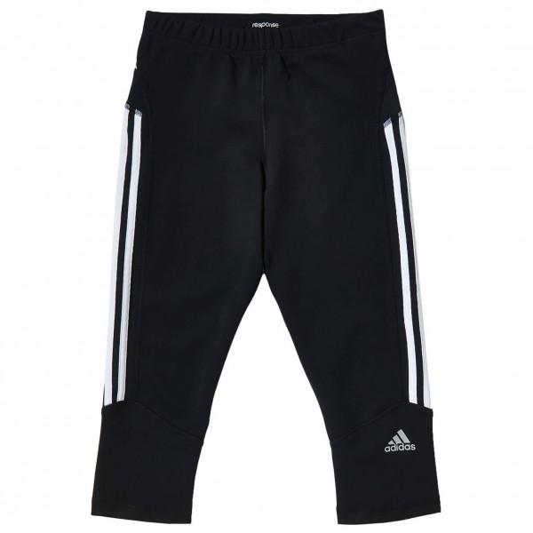 Adidas - Response 3/4 Tights M - Juoksuhousut