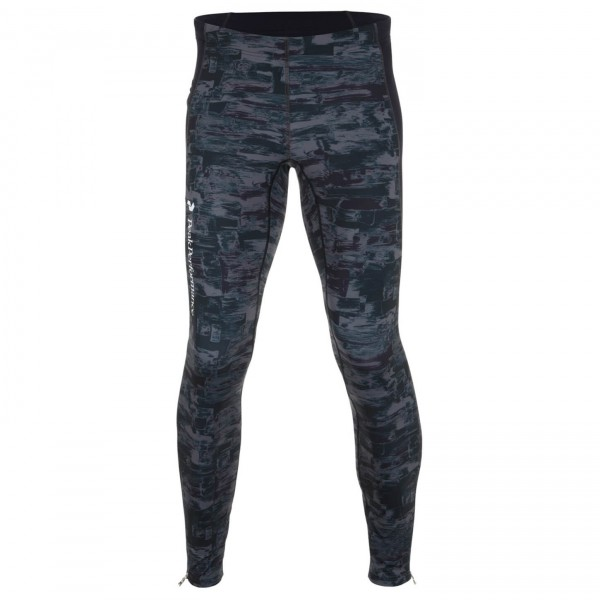 Peak Performance - Lavvu Tights Print - Running pants
