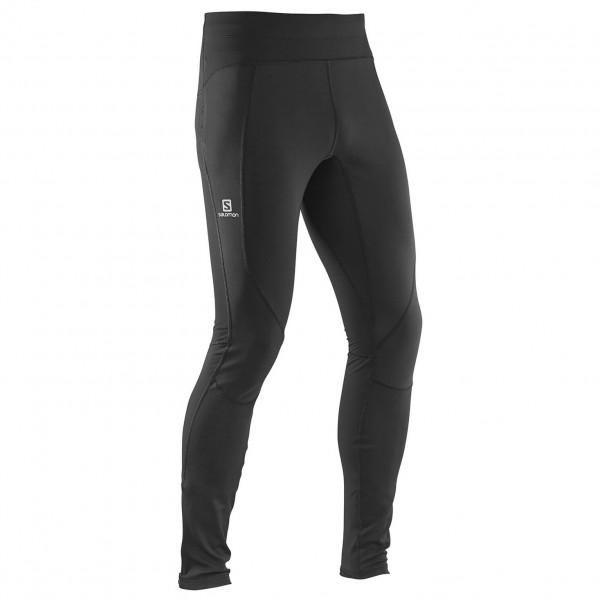 Salomon - Trail Windstopper Tight - Pantalon de running