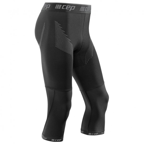 CEP - Dynamic+ 3/4 Base Tights - Løbebukser