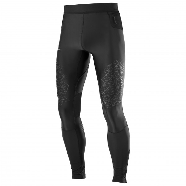 Salomon - Fast Wing Long Tight - Running trousers