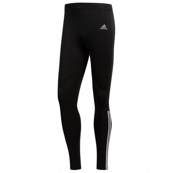 adidas - Run 3-Streifen Tight - Löpartights