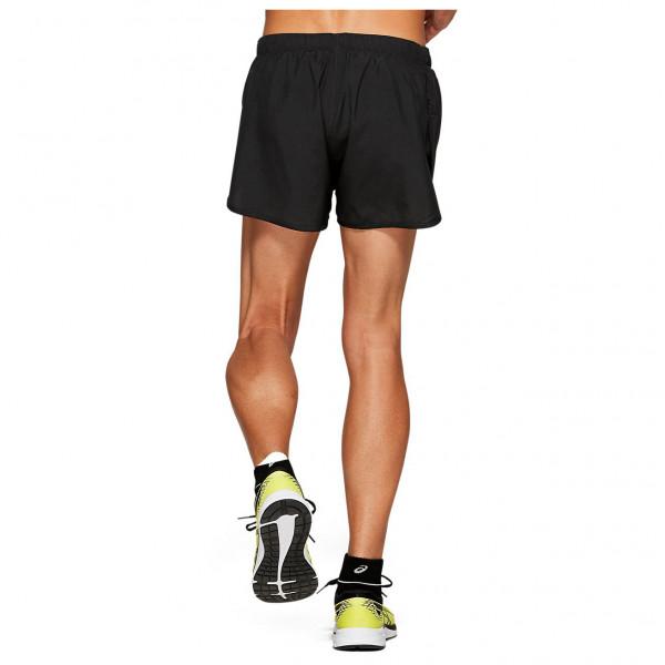 Silver Split Short - Running trousers