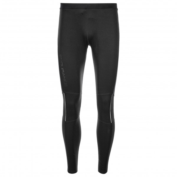 ENDURANCE - Tranny Long Windblock Tights XQL - Collant de running