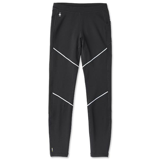Smartwool - Merino Sport Fleece Tight - Leggings da running