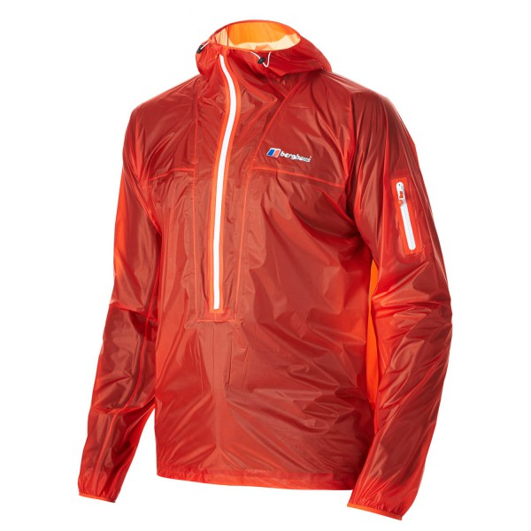 Berghaus - Vapourlight Hyper Shell Hzip - Running jacket