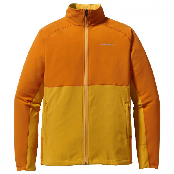 Patagonia - Intraverse Hybrid Soft Shell Jacket - Laufjacke