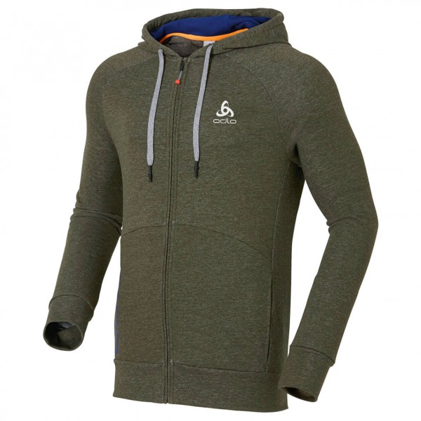 Odlo - Hoody Midlayer Full Zip Erebos - Running jacket