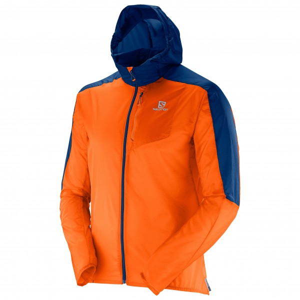 grossiste 914c5 65a1f Salomon Fast Wing Hoodie - Running jacket Men's | Product ...
