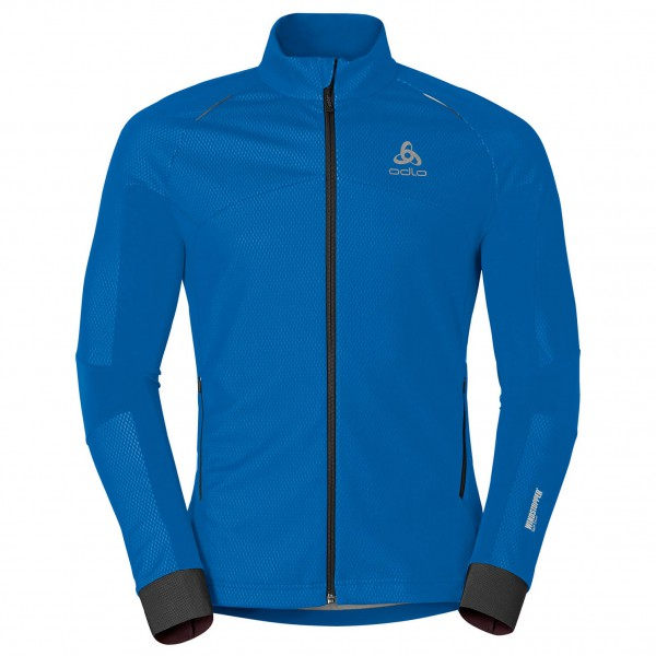 Odlo - Frequency 2.0 Windstopper Jacket - Laufjacke