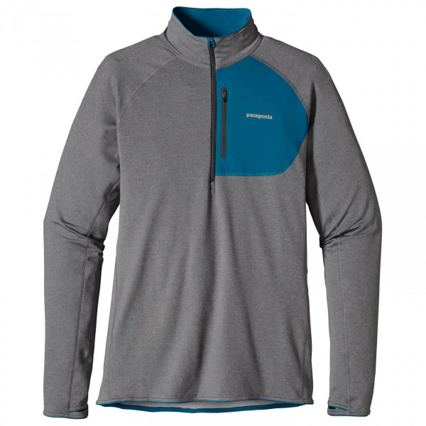 Patagonia - Thermal Speedwork Zip-Neck - Joggingjack