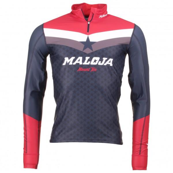 Maloja - RenM. Shirt - Laufjacke