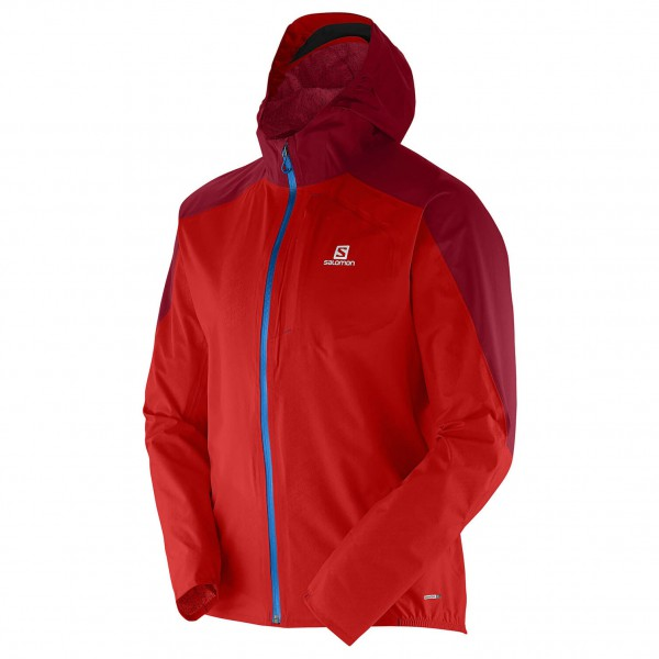 Salomon - Bonatti WP Jacket - Running jacket