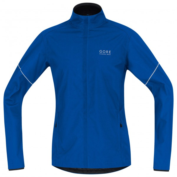 GORE Running Wear - Essential WS Active Shell Partial Jacket