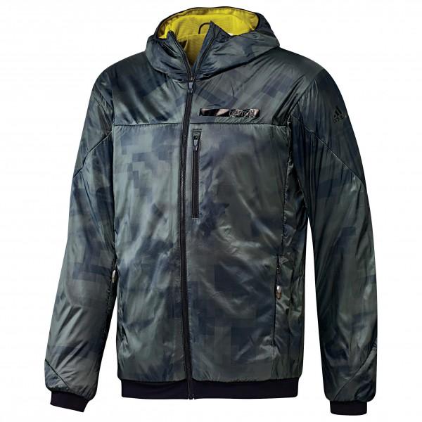 adidas - TX Radical Hooded Jacket - Laufjacke