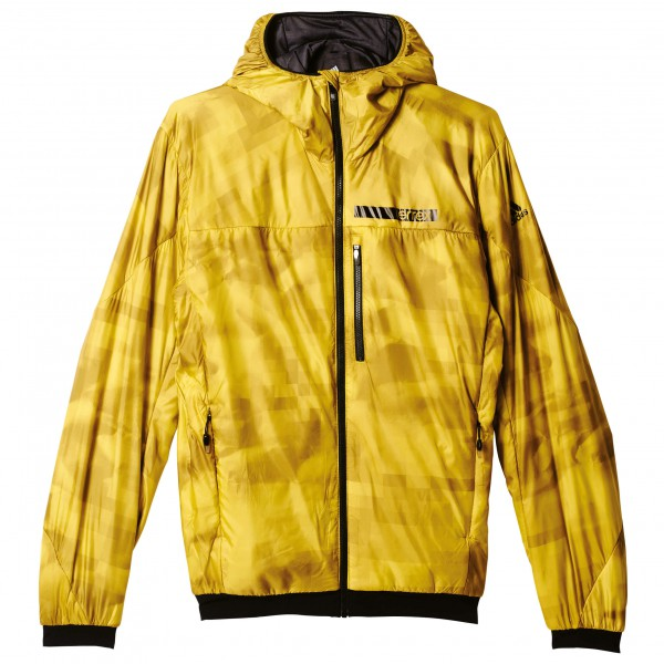 adidas - TX Radical Hooded Jacket - Laufjacke