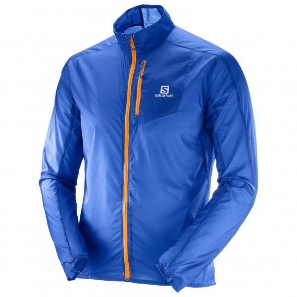Salomon - Fast Wing Jacket - Laufjacke