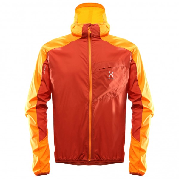 Haglöfs - L.I.M Shield Hood - Running jacket