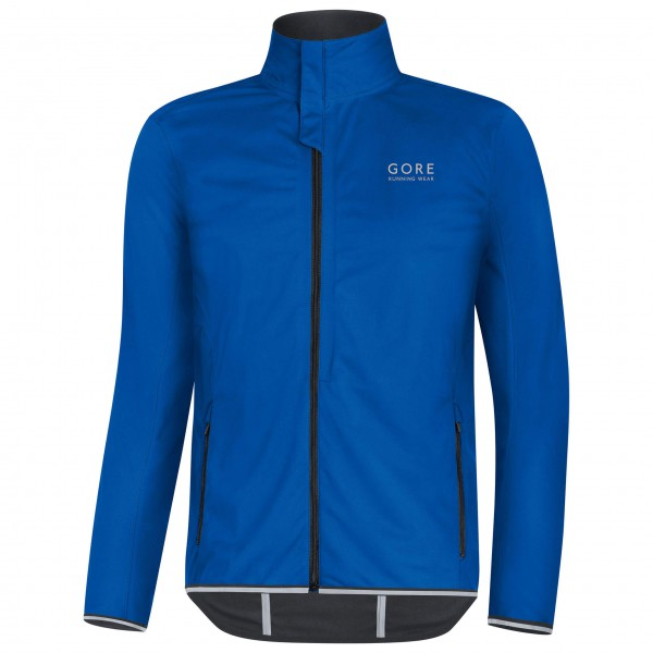 GORE Running Wear - Essential WS Softshell Light Jacket - Joggingjack