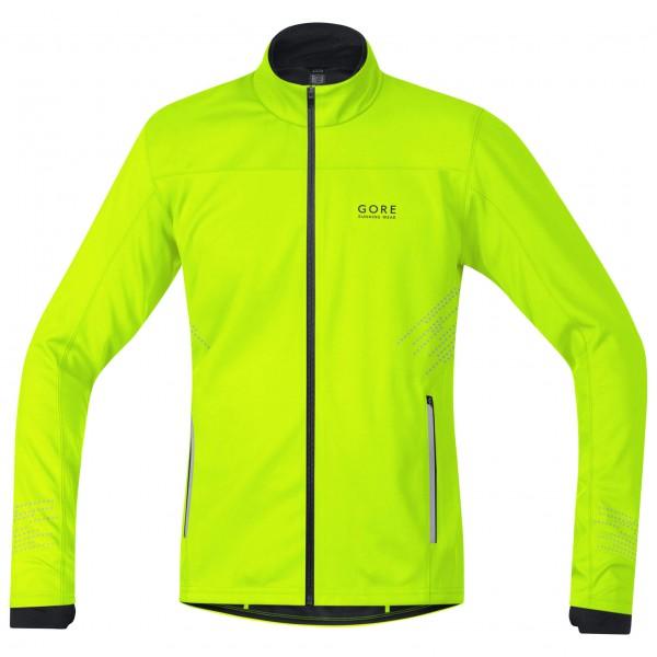 GORE Running Wear - Mythos Windstopper Jacket - Juoksutakki