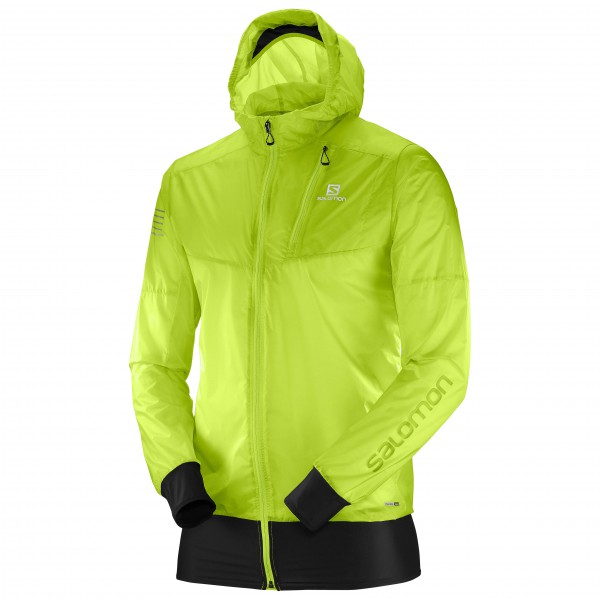 Salomon - Fast Wing Hybrid - Running jacket