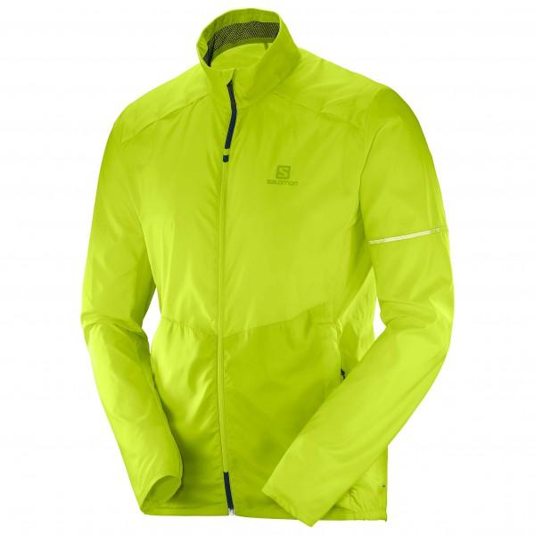 Salomon - Agile Wind Jacket - Løbejakke