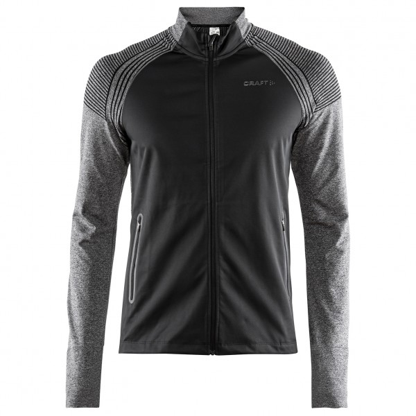 Craft - Urban Run Fuseknit Jacket - Joggingjack