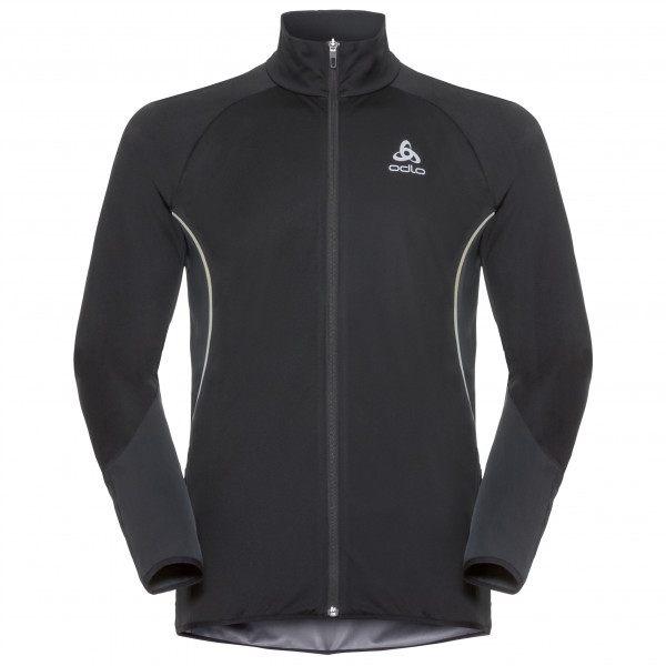 Odlo - Jacket Zeroweight Windproof Reflect Warm - Laufjacke
