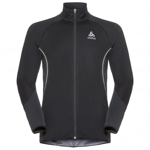 Odlo - Jacket Zeroweight Windproof Reflect Warm - Löparjacka