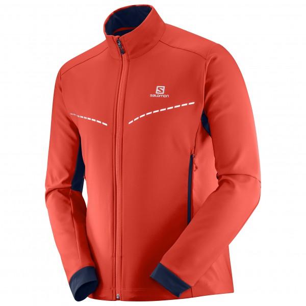Salomon - Agile Softshell Jacket - Juoksutakki