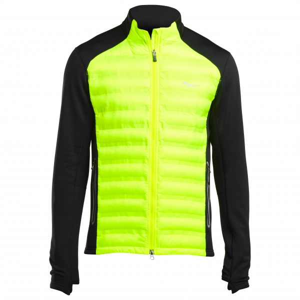 Saucony - Bonded Baffle Hybrid Jacket - Löparjacka
