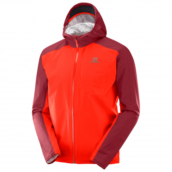 Salomon - Bonatti Waterproof Jacket - Hardloopjack