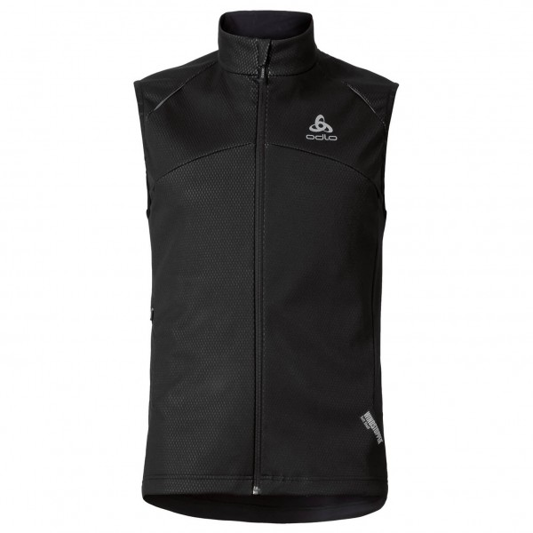 Odlo - Frequency 2.0 Windstopper Vest - Juoksuliivi