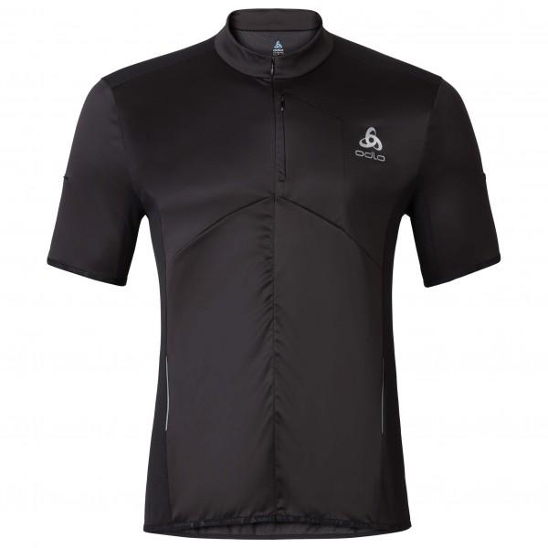 Odlo - Scooby Logic Shirt S/S Full Zip - Running vest