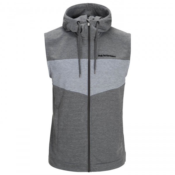 Peak Performance - Structure Zip Vest - Jogging-bodywarmer