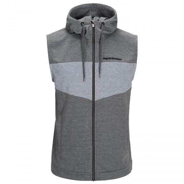 Peak Performance - Structure Zip Vest - Running vest