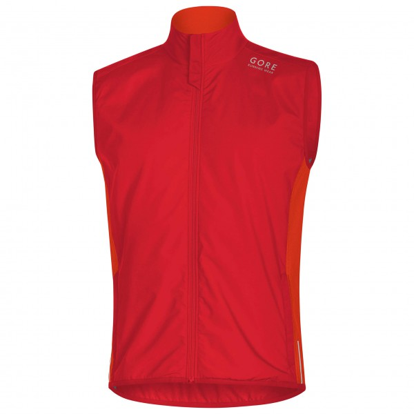 GORE Running Wear - Essential Windstopper Insulated Vest - Løpevester