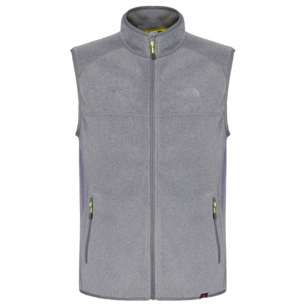 The North Face - 100 Aurora Vest - Fleecebodywarmer