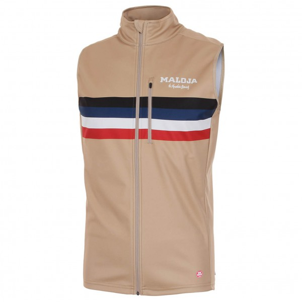 Maloja - NasemM.Vest - Softshell-bodywarmer
