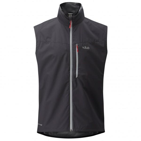 Rab - Vapour-rise Flex Vest - Softshell-liivi