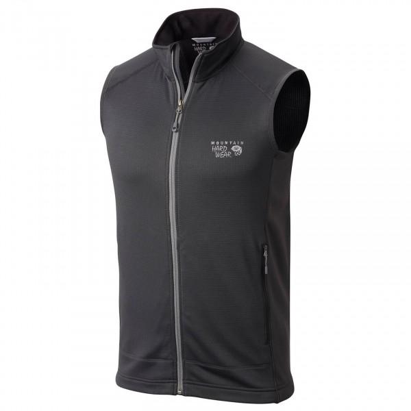 Mountain Hardwear - Desna Grid Vest - Fleecebodywarmer