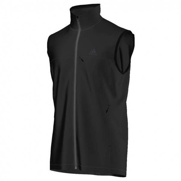 Adidas - TS Softshell Vest - Veste softshell sans manches