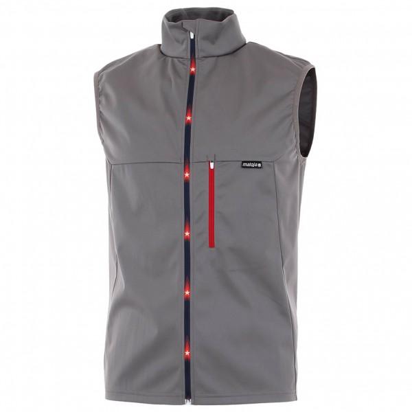 Maloja - PolinM. WB Vest - Softshell-bodywarmer