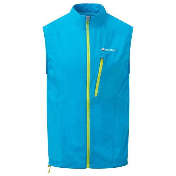 Montane - Featherlite Trail Vest - Softshellbodywarmer