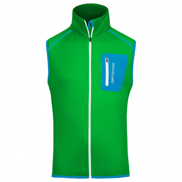 Ortovox - Fleece (Mi) Vest - Polaire sans manches