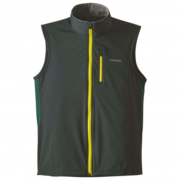 Patagonia - Wind Shield Hybrid Softshell Vest