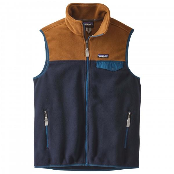 Patagonia - Lightweight Synchilla Snap-T Vest - Fleece vest