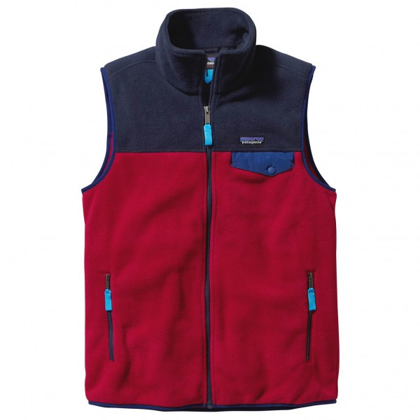 Patagonia - Lightweight Synchilla Snap-T Vest - Fleece vest