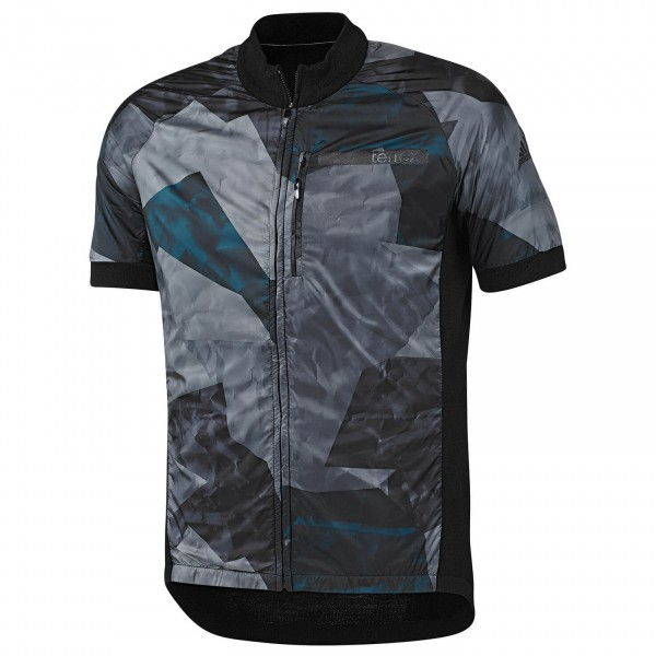 adidas - TX Woolblaze S/S - Running shirt