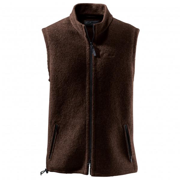Mufflon - Luke - Veste sans manches en laine mérinos